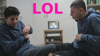 TRY NOT TO LAUGH CHALLENGE VS MY BROTHER   FaZe Rug