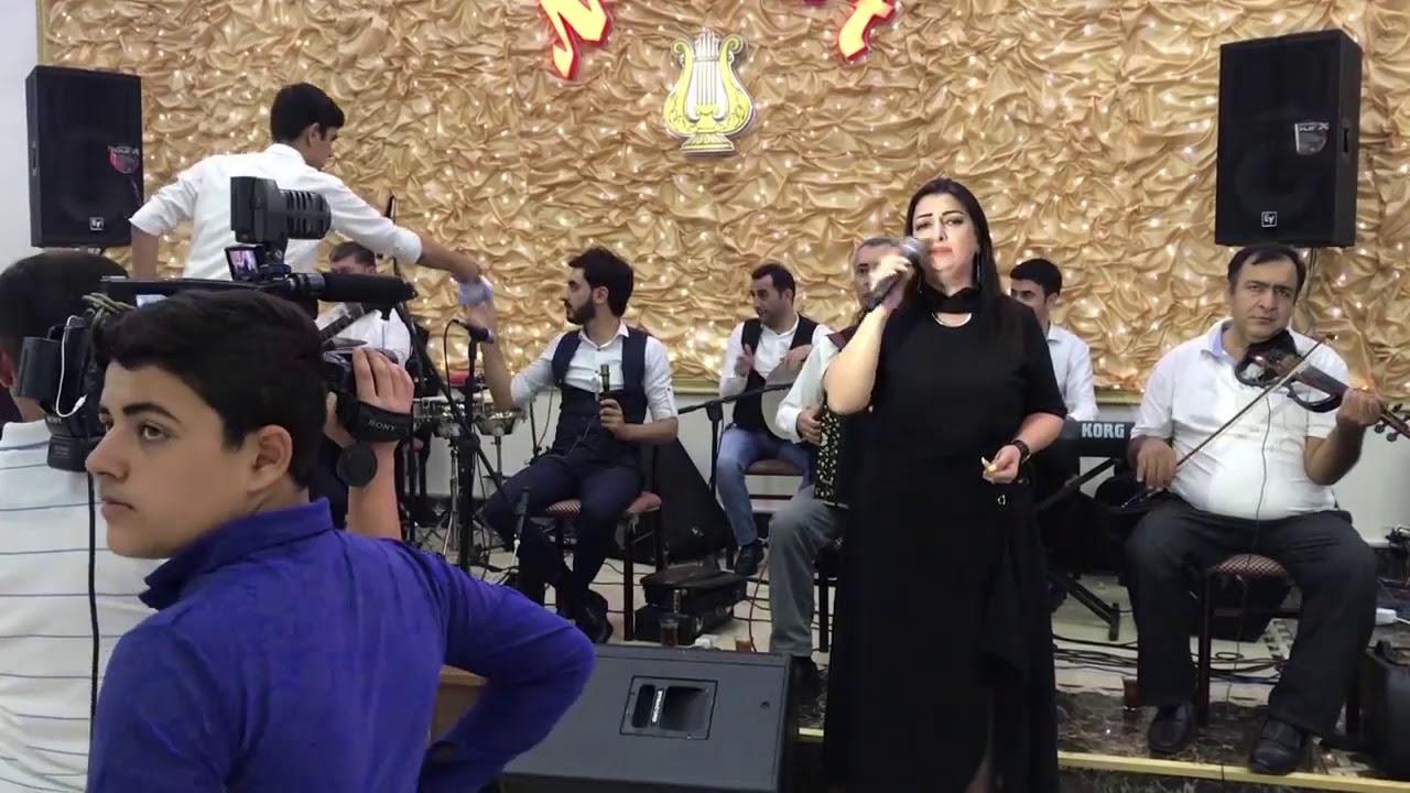 Kemale Vahabzade & Ramin Gitara - Geceler Kurdemir Weeding / 2018 (Video)