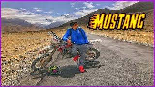 Mustang vlog Part 3 ll Chusang to Marfa ll Muktinath ll Beautiful Nepal ll Crossfire250 ll