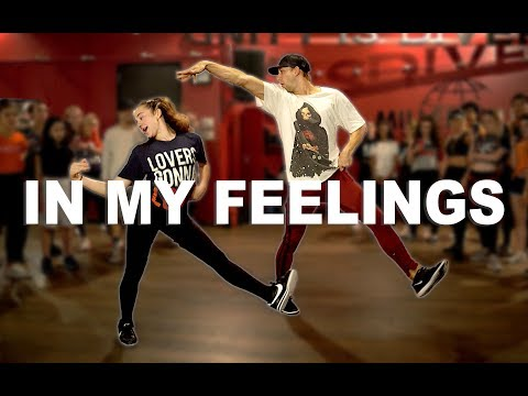 Drake - IN MY FEELINGS (Kiki) Dance | Matt Steffanina Ft Kaycee Rice
