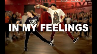 Gambar cover Drake - IN MY FEELINGS (Kiki) Dance | Matt Steffanina ft Kaycee Rice