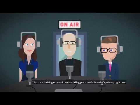 Wall & Broadcast - The Secret Prison Economy