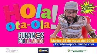 Alex Otaola en Hola! Ota-Ola en vivo por YouTube Live (martes 28 de mayo del 2019)