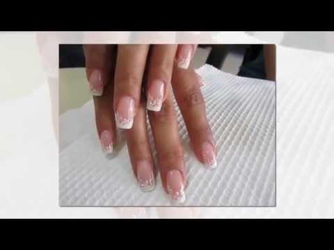 дизайны гелевых ногтей фото для начинающих