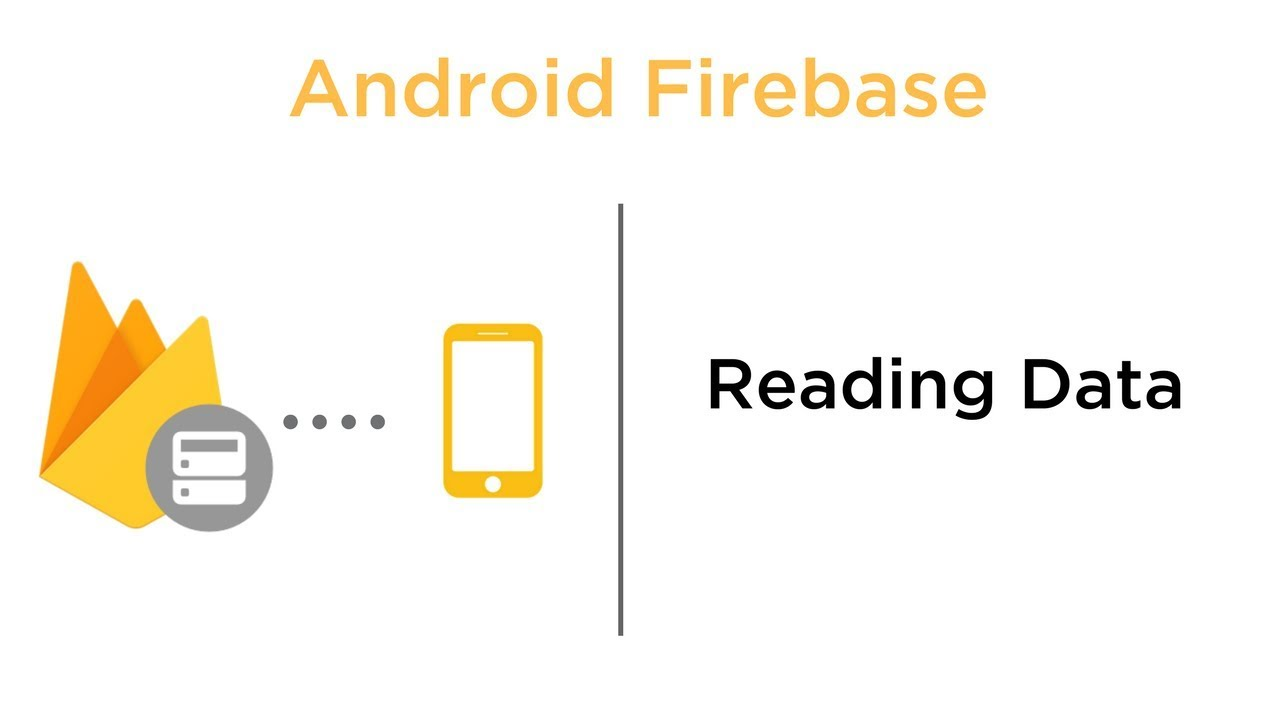 Reading Data using a ValueEventListener - Android Firebase