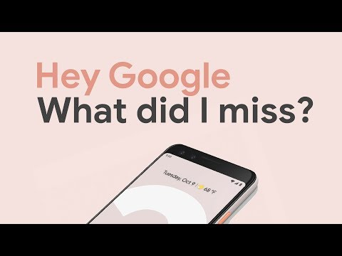 Official 2018 Made by Google Event Recap Video