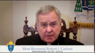 Archbishop Robert J Carlson