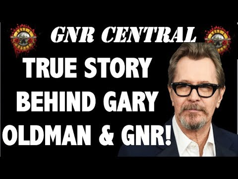 Guns N' Roses: The True Story Behind Gary Oldman & GNR (Since I Don't Have You Video)