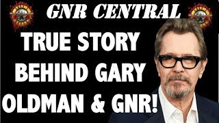 Guns N' Roses: The True Story Behind Gary Oldman & GNR (Since I Don't Have You Video) mp3