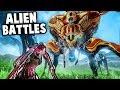 Robot Ninja Battles Aliens on Venus in the new Warframe Fortuna Update!