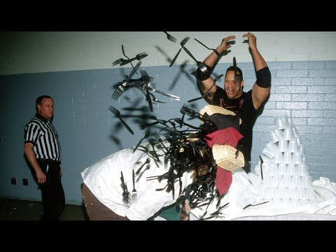 4 ridiculous WWE match stipulations