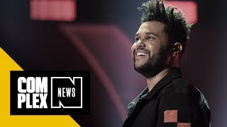 The Weeknd Reveals New Album is on the Way