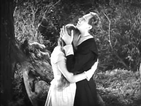 romantic scene from the scarlet letter - youtube