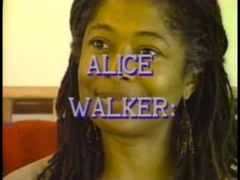 Writers Uncensored: Alice Walker: The Color Purple