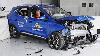 MG ZS - 2017 - Crash test Euro NCAP