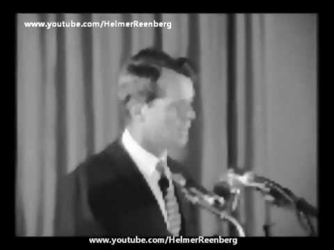 June 12, 1963 - US Attorney General Robert F. Kennedy's remarks on Civil Rights
