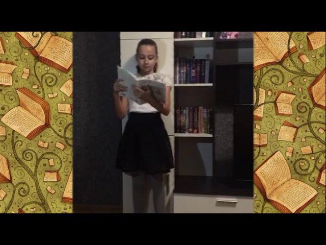 Изображение предпросмотра прочтения – ВероникаТаранова читает произведение «Му-Му» И.С.Тургенева