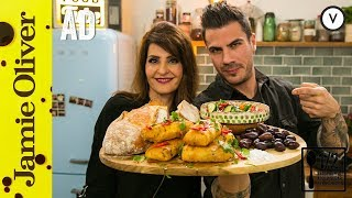 Big Fat Greek Filo Parcels | Akis Petretzikis & Nia Vardalos - AD