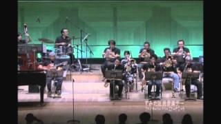 Firebird Jazz Orchestra Bossa Nova Medley.avi