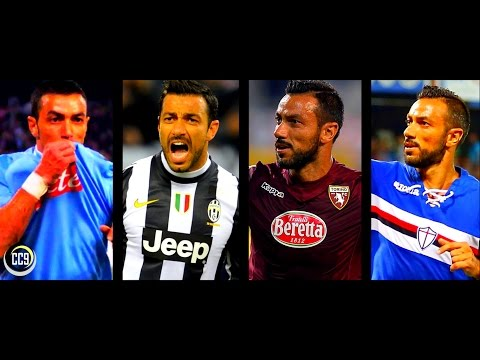 Fabio Quagliarella - The Full HD Story (2006-2017)