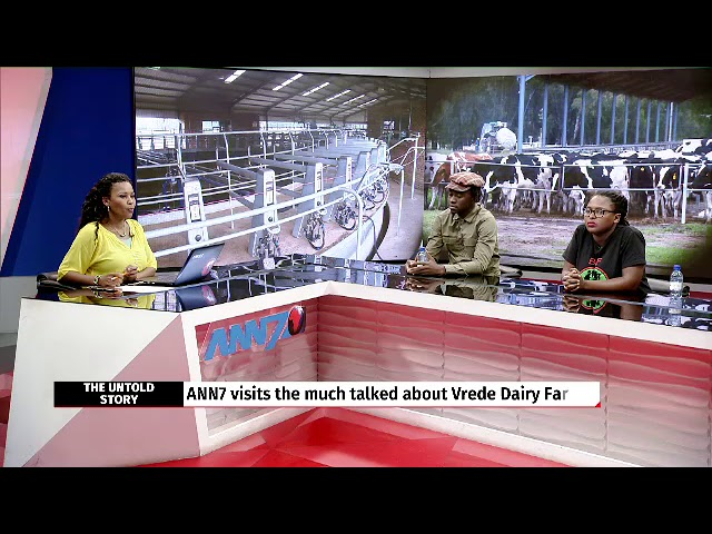 Prime discussion: Vrede Dairy Farm alive and kicking #1