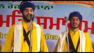 ਜਾਦੀ ਛੂਕ ਦੀ  bhai mahal singh ji Chandigarh wale