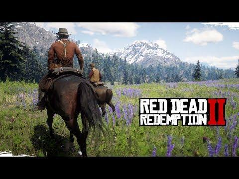 RED DEAD REDEMPTION 2 #44 - Epílogo: Parte 1 - Rancho Pronghorn (Gameplay Português PT-BR | PS4 Pro)