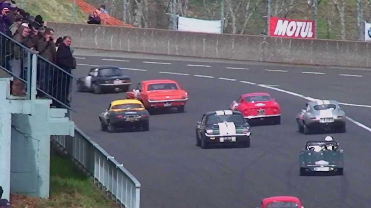 France Classic Cars Race Youtube