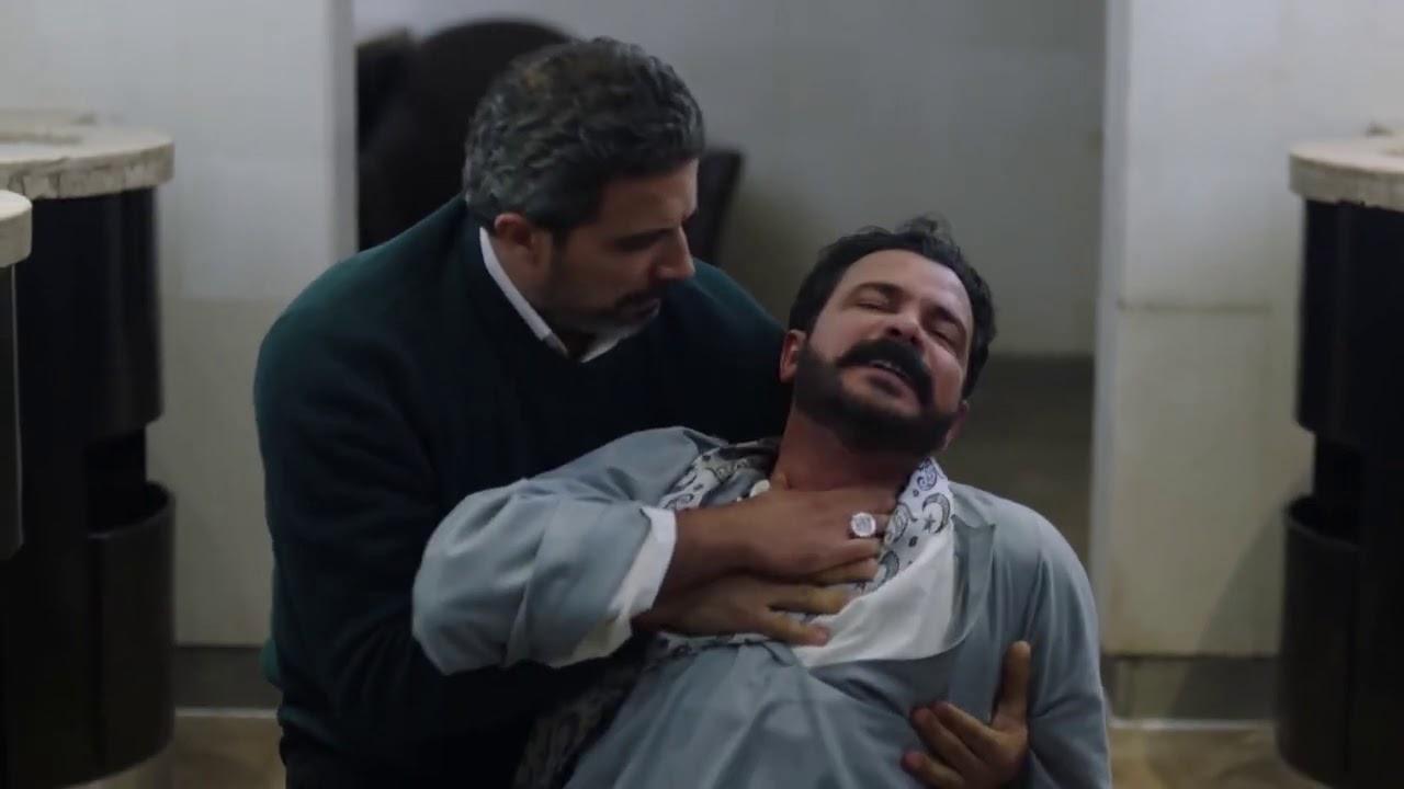 جابر كان بينه وبين الموت شعرة...ومنصور ناوي يستخدم صلاح عشان يخلص من جابر#ضربة_معلم