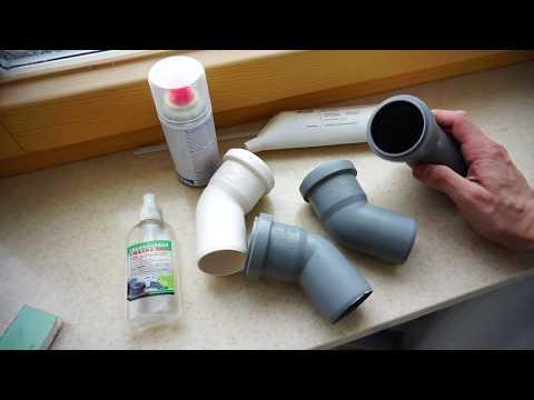 Смазка для монтажа канализационных труб
