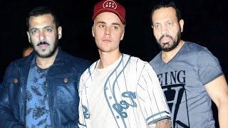 Salman Khan's Bodyguard Shera To Protect Justin Bieber In India