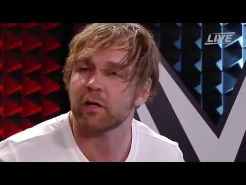 Dean Ambrose: Stone Cold Podcast Full