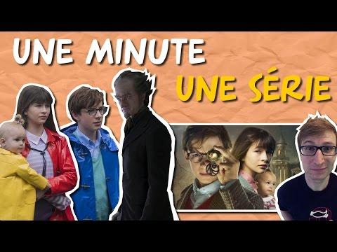 Les Orphelins Baudelaire - Une Minute, Une Série #2