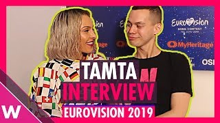 Tamta (Cyprus) Interview @ Eurovision 2019 | wiwibloggs
