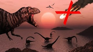Repeat youtube video Apparently Dinosaurs Weren't Wiped Out By An Asteroid