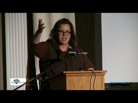 "Rosie O'Donnell highlights at the Rivertown Film event ""What Inspires You?"""