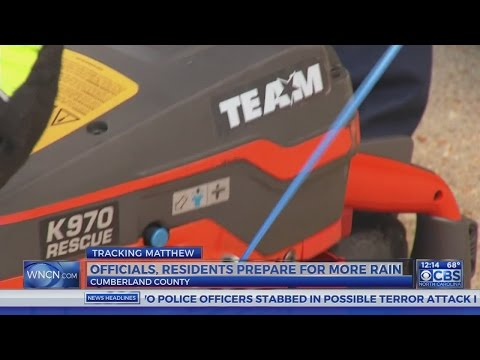 Officials, residents prepare for more rain