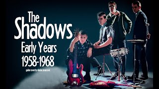 THE SHADOWS Early Years 1958-1968 - Best of No.1 hits group from England