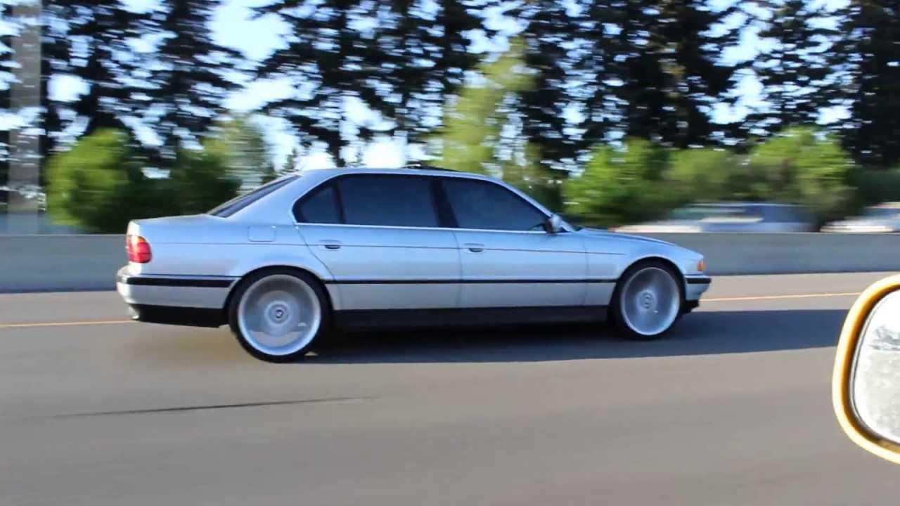 BMW 750IL 21 Rims