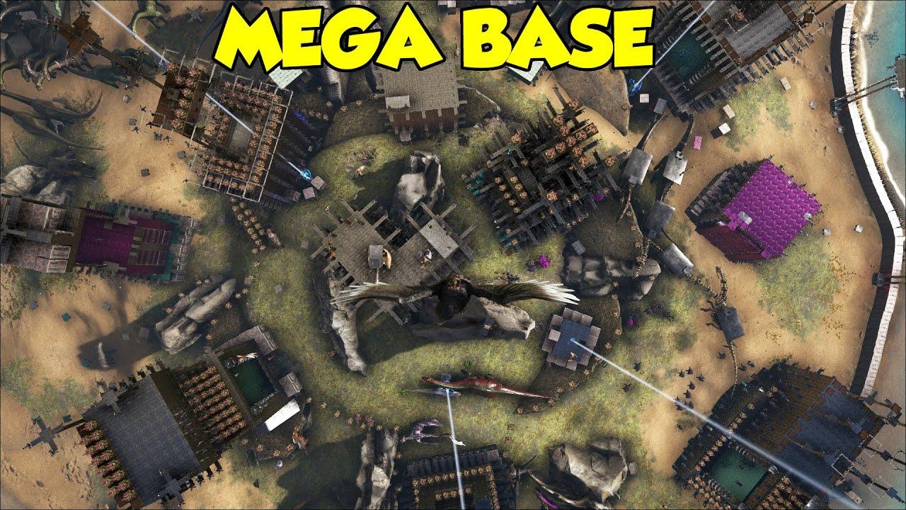 Mega Base
