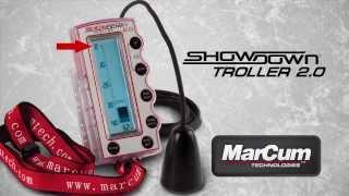 видео MarCum Technologies ShowDown Troller 2.0