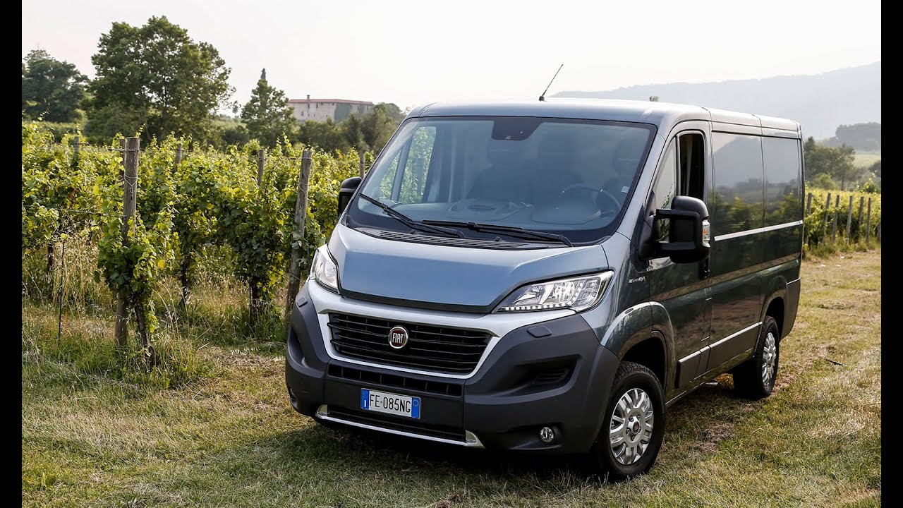 the new fiat ducato youtube. Black Bedroom Furniture Sets. Home Design Ideas