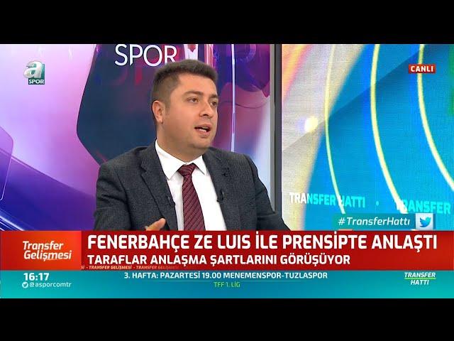 Ahmet Selim Kul, Fenerbahçe'nin Yeni Transferi Ze Luis'i Açıkladı!