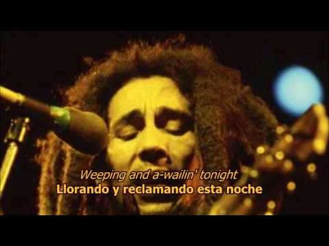 Burnin' and Looting - Bob Marley (ESPAÑOL/ENGLISH)