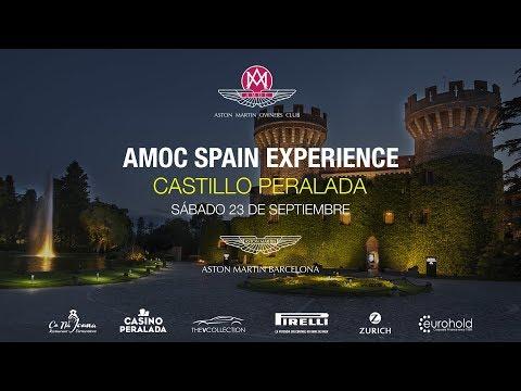 AMOC SPAIN EXPERIENCE 23/09/2017 Castillo de Peralada (Gerona).