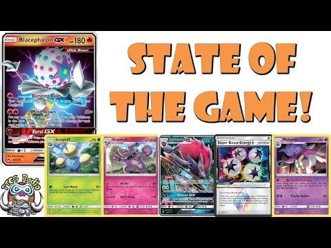 The State of the Pokemon TCG Format Right Now! (Pre-Team Up)