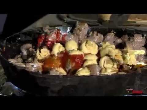Boerewors Meatballs - Roothy  Bush Cooking