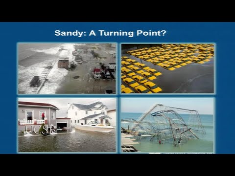 Interactive Visioning Part 1 - Figuring Sea Level Rise