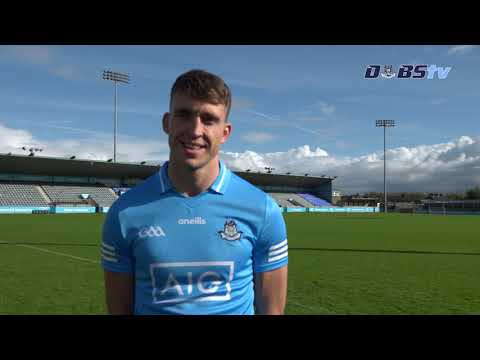 Dublin Senior Hurler Chris Crummey looks ahead to Championship opener