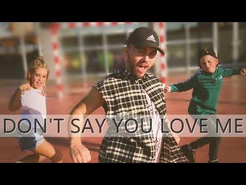 Fifth Harmony - 'Don't Say You Love Me' Choreography | XtianKnowles ft. Furbys